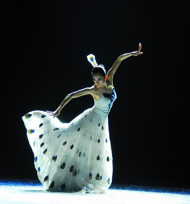 舞蹈《雀之灵》杨丽萍 经典傣族舞蹈 高清版