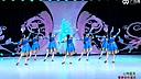 张春丽广场舞 心向蓝天 背面演示