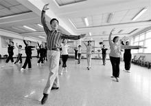 中老年健身舞蹈视频专辑