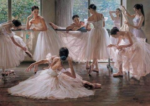 芭蕾独舞视频专辑