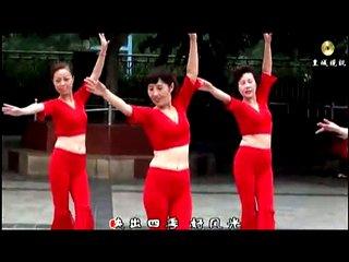 周思萍全民健身广场舞
