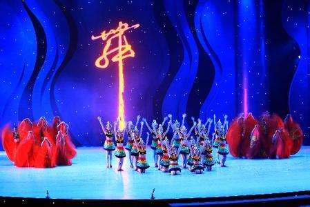 CCTV电视舞蹈大赛系列作品