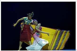第九届荷花奖舞蹈比赛_校园舞蹈
