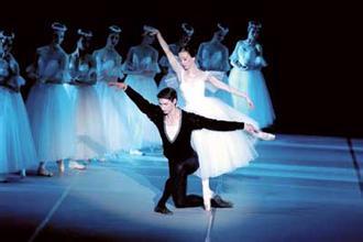 芭蕾舞剧《吉赛尔》_独舞|双人舞变奏|天鹅湖|海盗|堂吉诃德|睡美人