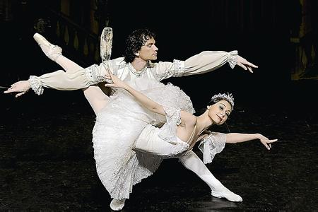 芭蕾舞剧《睡美人》视频_变奏|片段|完整版